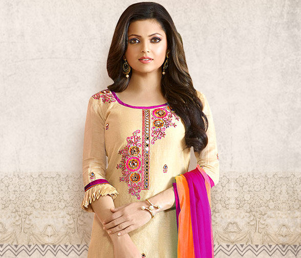 Bhagalpuri, Chanderi, Jamdani, Gadwal & Tant Handloom Sarees from India. Shop!