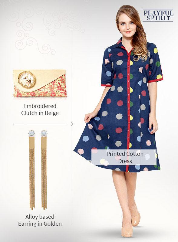 Pakistani Suits, Cotton Kurtas, Dresses, Accessories & more for Playtime. Shop!