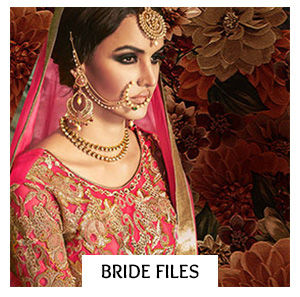 Bride's Closet of Kanchipuram Silk, Zari work Lehengas, Gowns, Jewelry Sets & more. Shop!