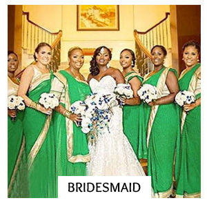 Explore Best Bridesmaid Collection Online for Indian Weddings