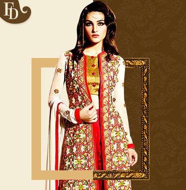 Stylish Array of Minimalist Styles & Embellished Attires & Add-ons. Possess!