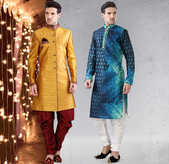 Festive Menswear that you can get before Diwali. Shop!