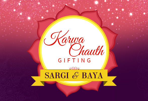 Karwa Chauth: Silk Sarees, Anarkalis, Jewelry, Menswear & more for Sargi & Baya. Shop!