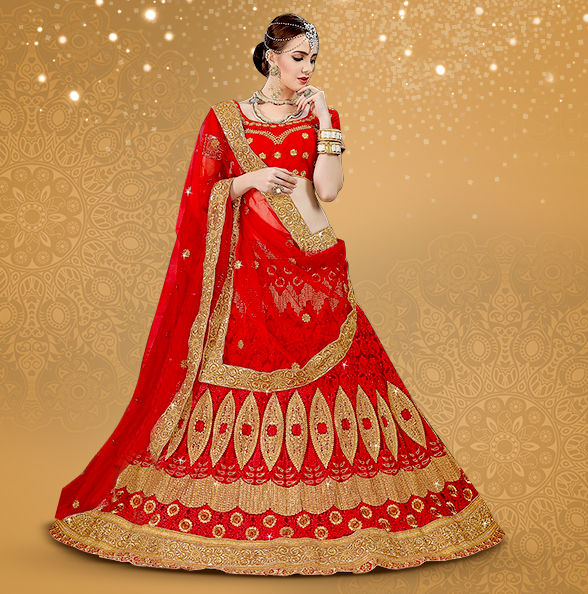 Sargi Gifts: Banarasi, Kanchipuram, Anarkali, Circular Lehenga, Bridal Sets & more. Shop!
