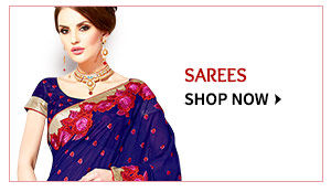Changeover Sale returns with Up to 30% Off on Saree. Start shopping!