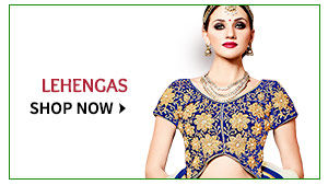 Changeover Sale returns with Up to 30% Off on Lehenga. Start shopping!
