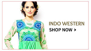 Changeover Sale returns with Up to 30% Off on indowestern. Start shopping!
