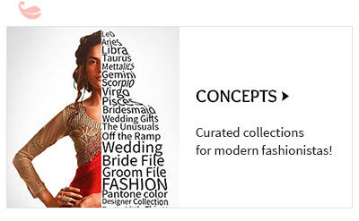Know more about the latest fashion looks, seasons, colors and occasions on Utsav Fashion.