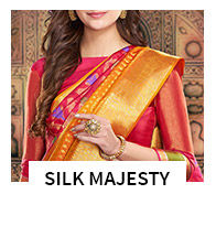 Luxe fabrics: Silk, Velvet and Brocade attires in ethnic and fusion styles. Shop!