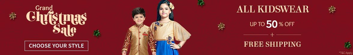 Kidswear Collection in different fabrics and styles. Shop!