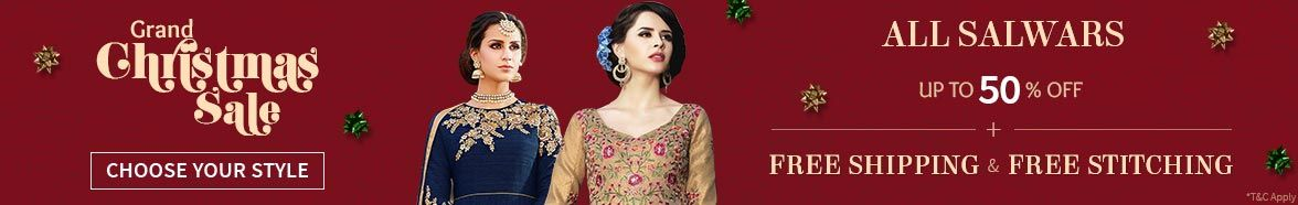Salwar Suit: Salwar Suit Collection in different fabrics and styles. Shop!