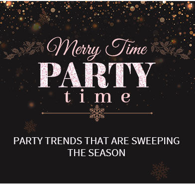 Party Wear: Embroidered Sarees, Abaya Suits, Straight Suits, Dresses, Gowns. Shop!