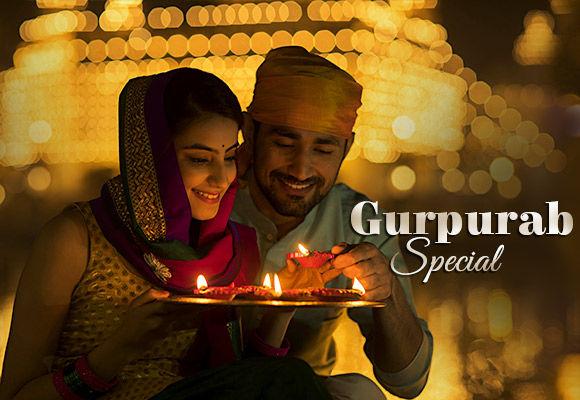 Gurpurab Special: Punjabi Suits, Kurta Pajamas, Dupattas and more. Shop!