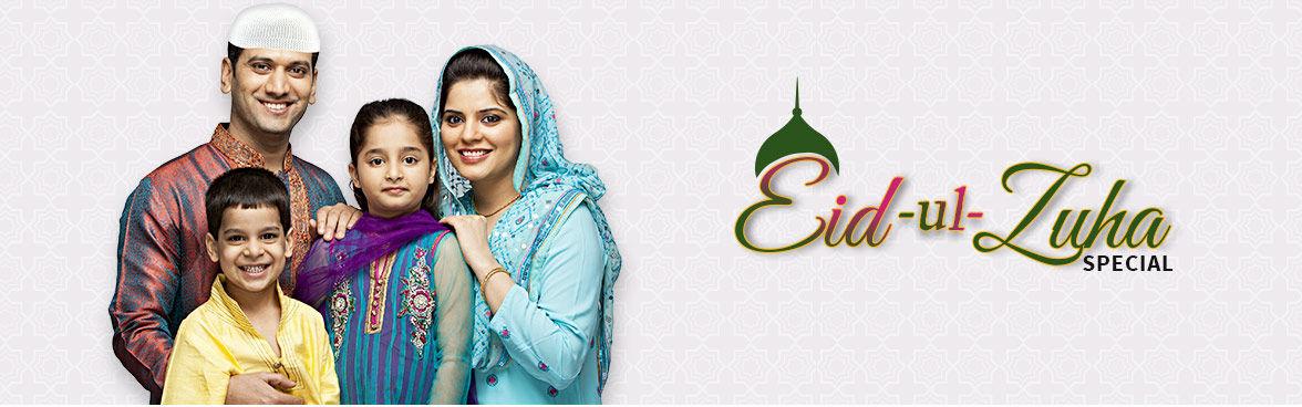 Eid-ul-Zuha Special. Shop!