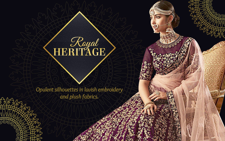 Royal Heritage Styles and Clothing