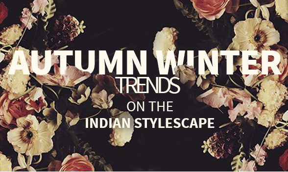 AW Trends: Metallic, High Collar, Chanderi, Sequins in Ethnic attires. Shop!