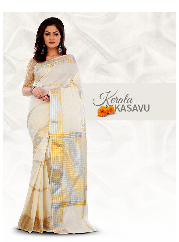 Onam Saree Collection: Special Onam Dresses and Gifts for Onam