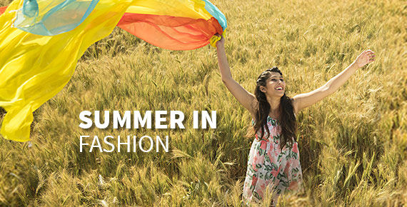 Explore what you need in the colors and style of spring summer wardrobe