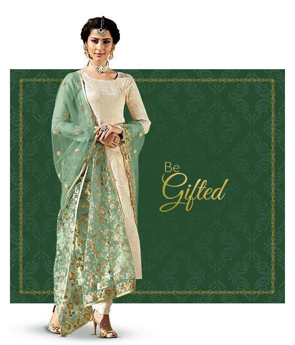 Teej 2019 Clothing Buy Teej Festival Wear Online Utsav Fashion