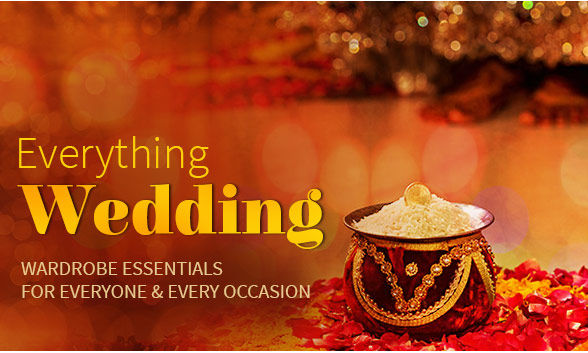 Indian Wedding Collection Wedding Attires For Bride Groom