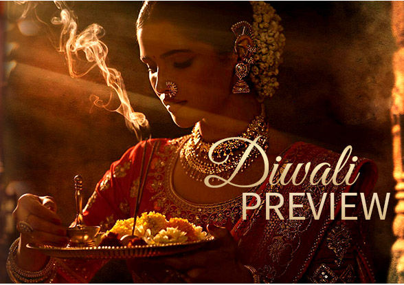 Traditional outfits for your Diwali closet. Shop!