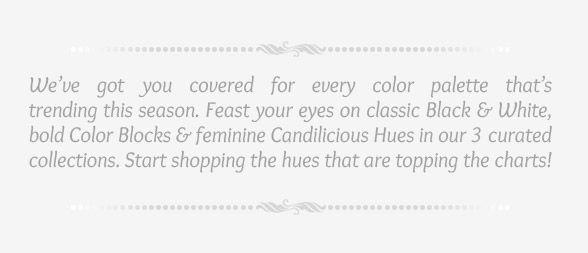Sarees, Salwar Kameez, Fusion Wear & Lehengas in Black & White, Neons & Pastels. Shop!