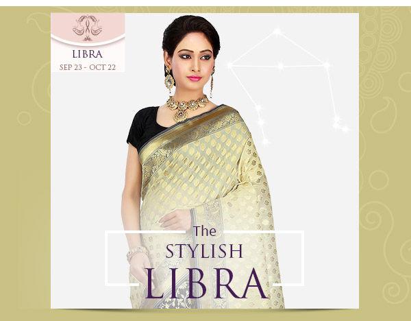 Libra Closet: A-line suits, Banarasi sarees, Kurtis & patialas in Neutral tones. Shop!