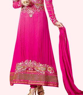 Shop A-line salwar suits
