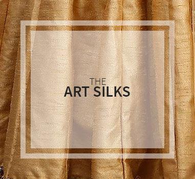 Shop Art silk salwar suits