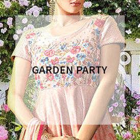 Explore everything you need to look fab in the garden party.