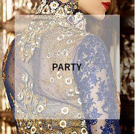 Shop Partywear salwar suits