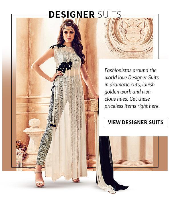 Shop designer suits