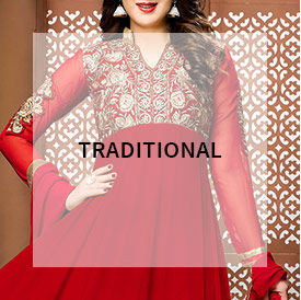 Shop traditional designs in salwar suits