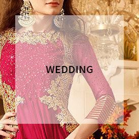 Shop wedding wear collection of salwar suits