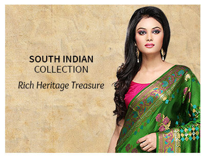The southern india saree wardrobe
