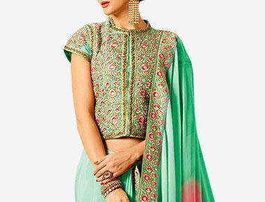 Shop stylish saree blouses