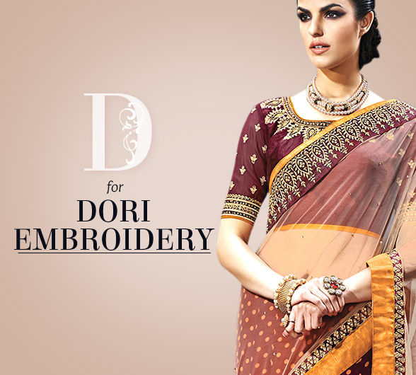 Dori embroidered Attires, Kidswear & more. Shop!