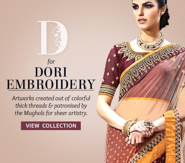 Dori embroidered Attires, Kidswear & more. Shop!