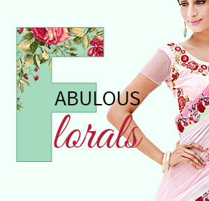 Floral patterns in ensembles & add-ons. Shop!