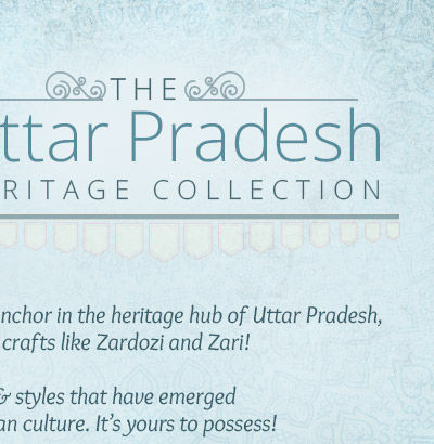 Uttar Pradesh Heritage Crafts: Zardozi, Zari Work & Alloy based Jewelry. Discover!