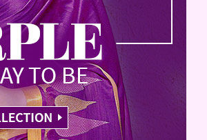 The Purple Collection in Sarees. Shop!