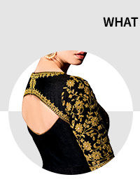 The Black Collection in Salwar Kameez. Shop!