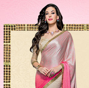 Royal Closet: Chiffon Sarees, Front slit Suits, Georgette Lehengas, Tunics & Add-ons. Shop!