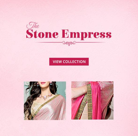 Royal Closet: Chiffon Sarees, Front slit Suits, Georgette Lehengas, Tunics & Add-ons. Shop!