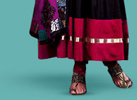 Must-have Anarkalis in Floor length, Layered & Flared Styles. Shop!