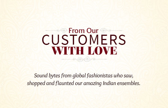 From Our Customers With Love