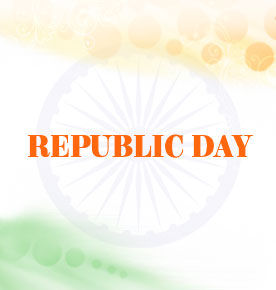 Celebrate Indian Republic day.